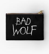 Bad Wolf Studio Pouch