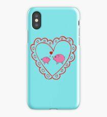 PiGgy in Love! iPhone Case/Skin