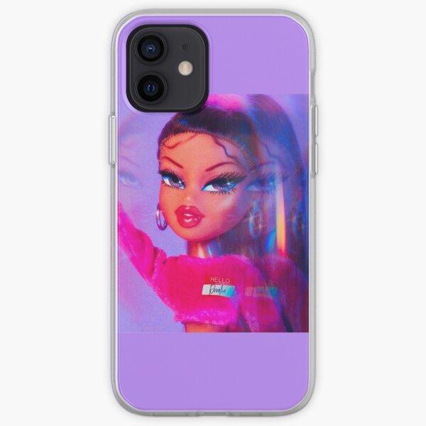 Esthétique de la poupée Bratz Coque souple iPhone