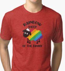 Rainbow Sheep Of The Family LGBT Pride Tri-blend T-Shirt