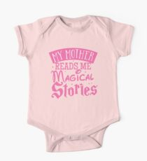 My mother reads me magical stories Kids Clothes