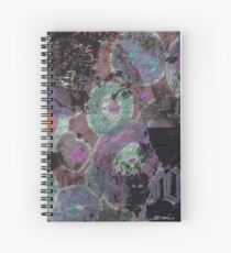 musings of a delicate nature  Spiral Notebook