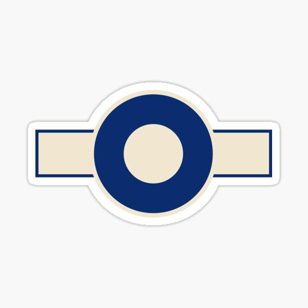 British Pacific Fleet for transparent sticker Sticker