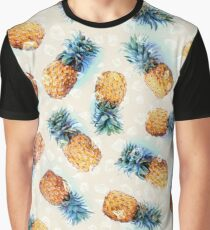 Pineapples + Crystals Graphic T-Shirt