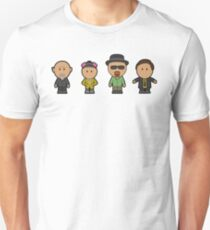 Breaking Bad - The Four Unisex T-Shirt