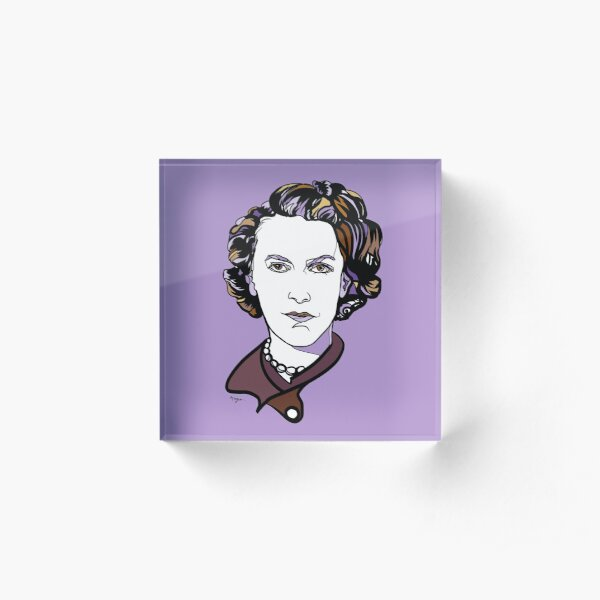 Grace Williams Composer Acrylic Block