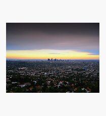 Los Angeles, California Photographic Print