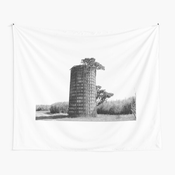 Dimpled Silo Tapestry
