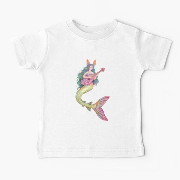 Magical Mermaid II Baby T-Shirt