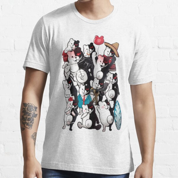 Monokuma portrait of wisdom Essential T-Shirt