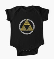 zelda triforce One Piece - Short Sleeve
