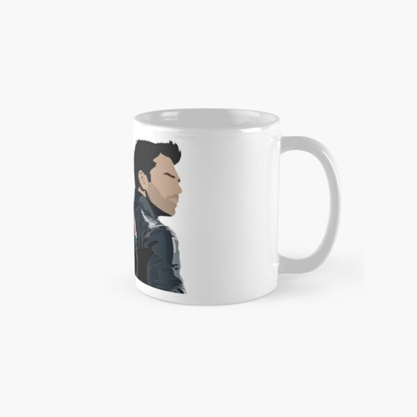 The Falcon and the Winter Soldier Classic Mug