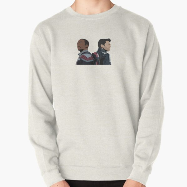 The Falcon and the Winter Soldier Pullover Sweatshirt