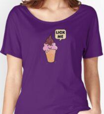 Mr. Icecream Man (v2) Women's Relaxed Fit T-Shirt