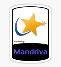 Mandriva [HD] Sticker