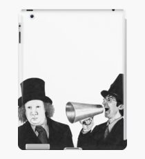 The Bugle Podcast iPad Case/Skin