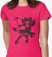 Sakura Women's Fitted T-Shirt