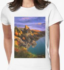 Baycal Lake Landscape T-Shirt
