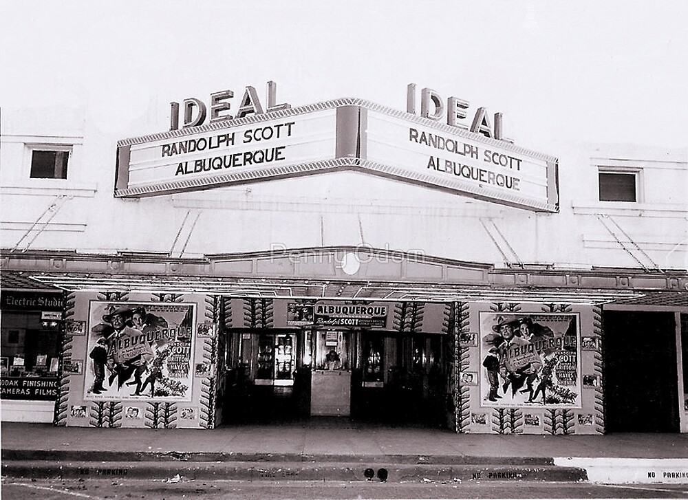 Ideal Theater ~ Now Showing... by Penny Odom