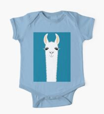 LLAMA PORTRAIT #10 Kids Clothes