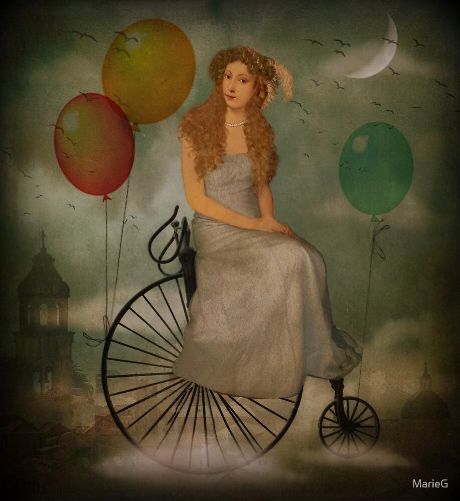 Der Radtour ... von MarieG