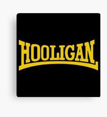 Die Hard Hooligans Canvas Print