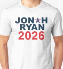 Jonah Ryan 2026 T-Shirt