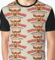 WALLEY WORLD - NATIONAL LAMPOONS VACATION (1) Graphic T-Shirt