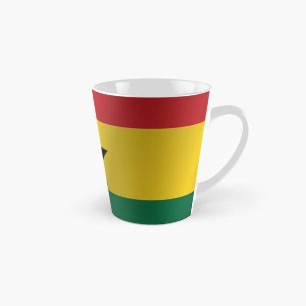 Ghana flag Tall Mug