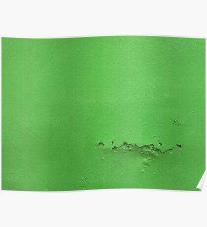 Say something green  Poster