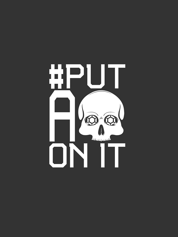#PutASkullOnIt by defydanger