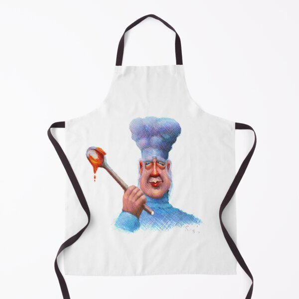 THE SPAGHETTI CHEF Apron
