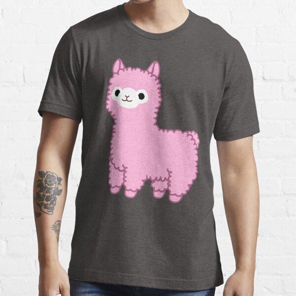 Pink Alpaca Essential T-Shirt