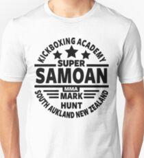 Mark Hunt, Super Samoan Unisex T-Shirt