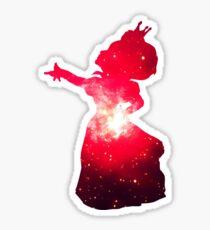 Tim Burton Queen of Hearts Sticker