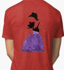 The Flower Girl Tri-blend T-Shirt