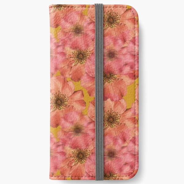 ROSES iPhone Wallet