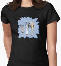 Daedalic girls ♥ Womens Fitted T-Shirt