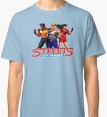 STREETS OF RAGE - AXEL-BLAZE-ADAM  Classic T-Shirt