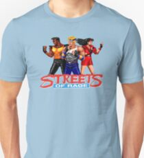 STREETS OF RAGE - AXEL-BLAZE-ADAM  T-Shirt