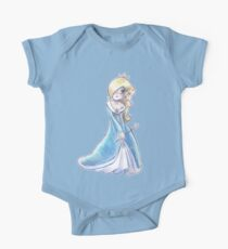 Rosalina - Colored Pencil Drawing One Piece - Short Sleeve