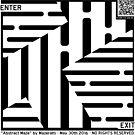 Abstract Maze by Yanito  Freminoshi