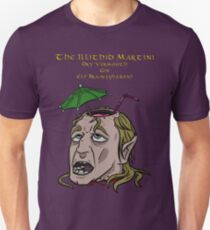 The Illithid Martini Unisex T-Shirt