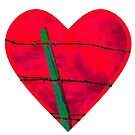 """""""Guarded"""" heart image products by Mel Bohrer"""