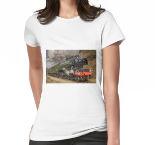 The flying scotsman by dave hudspeth redbubble for T shirt printing stockton ca