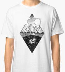 Einbruch der Dunkelheit Classic T-Shirt