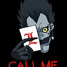 Call Me by AlexKramer