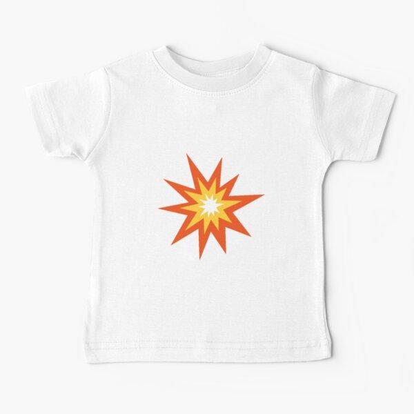 Explosion Emoji Baby T-Shirt