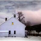 A Light in the Old Church by Wayne King