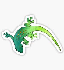 Gecky the Gecko Sticker